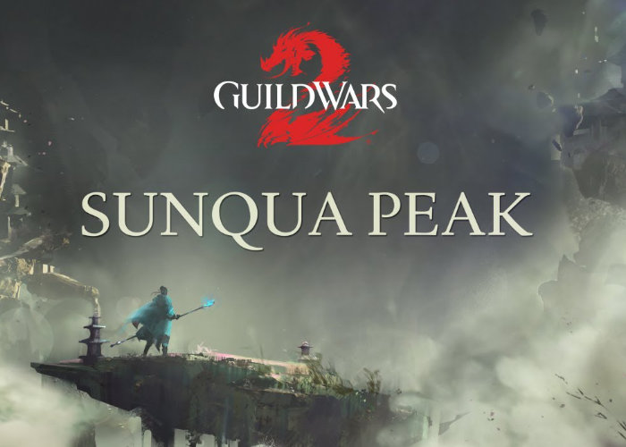 Guild Wars 2 New Fractal Sunqua Peak