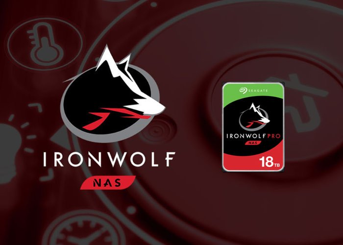 IronWolf Pro NAS