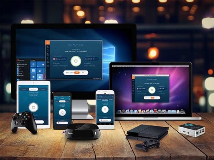 Ivacy VPN 5-Yr Subscription