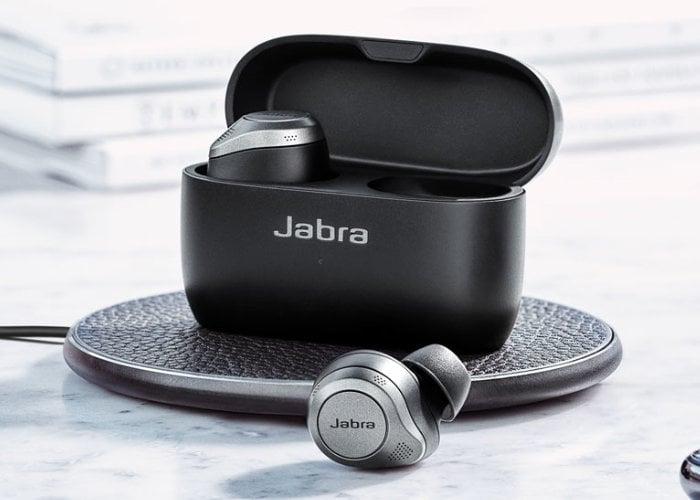 Jabra's Elite 85t true wireless earbuds