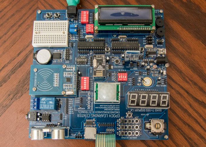 Learn Arduino coding
