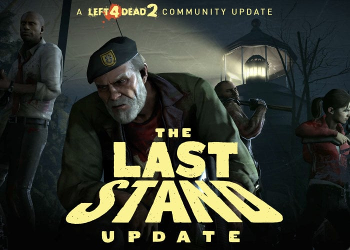 Left 4 Dead 2 expansion The Last Stand