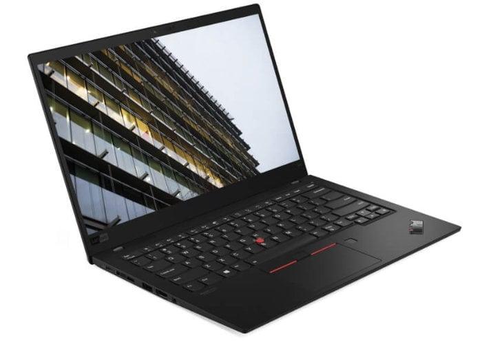 Lenovo ThinkPad X1 Carbon Gen 8 Fedora Linux laptop - Geeky Gadgets