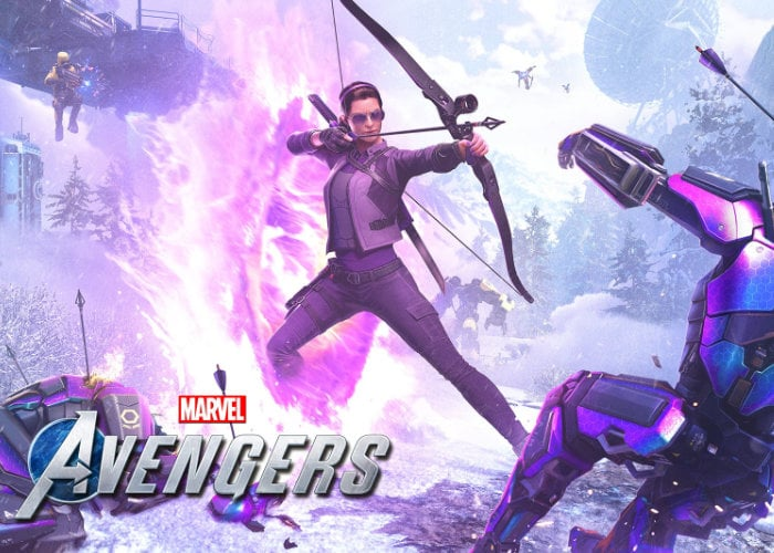 Marvel Avengers game