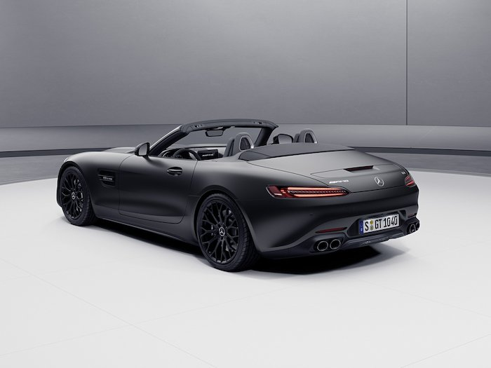 Mercedes-AMG GT Coupe and Roadster