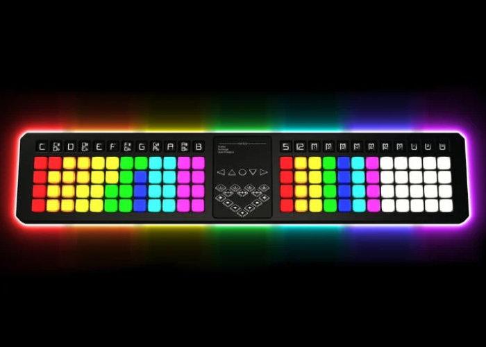 Music Theory MIDI Controller