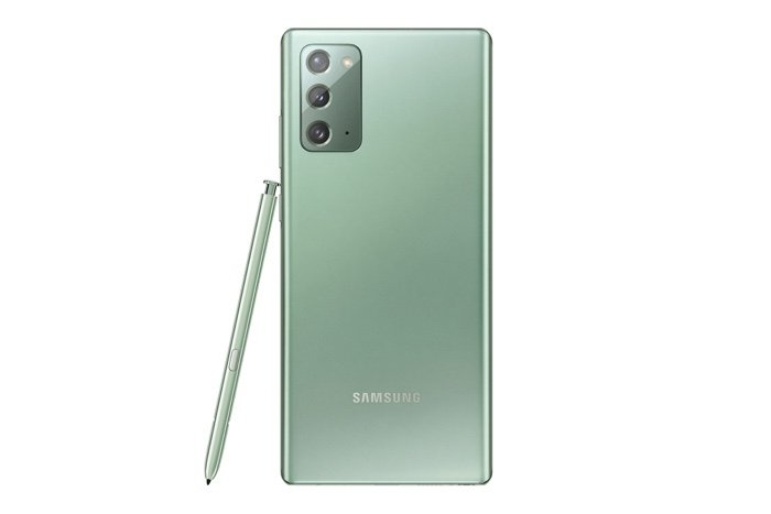Mystic Green Galaxy Note 20