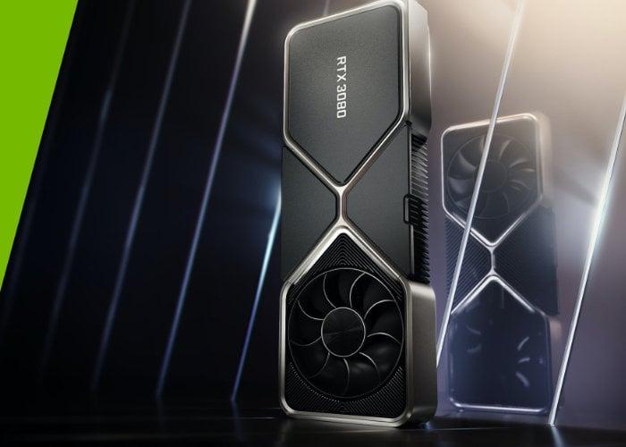 NVIDIA GeForce RTX 3080 graphics card