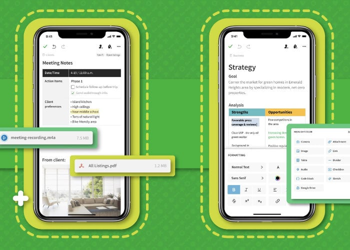 New iOS Evernote redesign rolls out