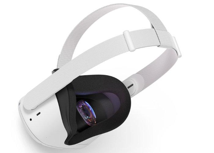 Oculus Quest 2 standalone VR headset