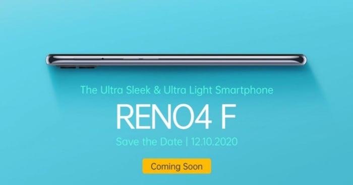 Oppo Reno 4 F