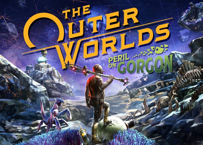 Outer Worlds Peril on Gorgon expansion