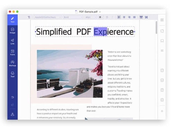 PDFelement for Mac: Lifetime License