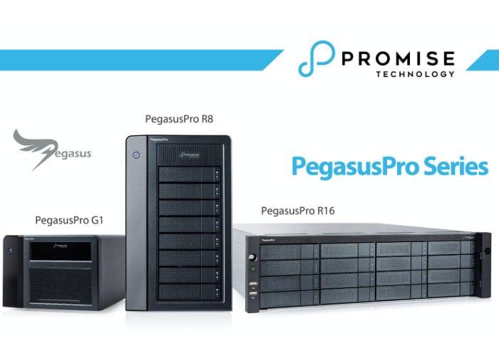 PegasusPro Fusion storage