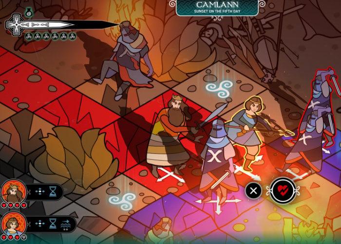 Pendragon game