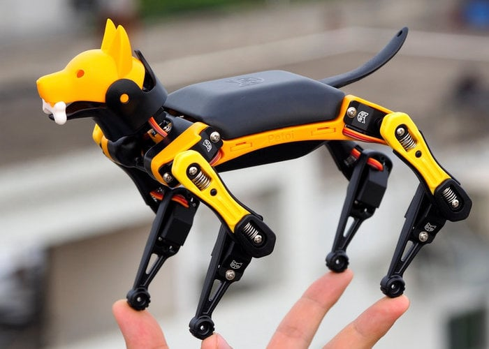 Petoi Bittle DIY robot dog