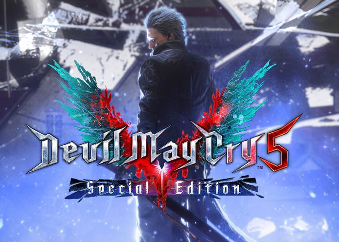 PlayStation 5 Devil May Cry 5