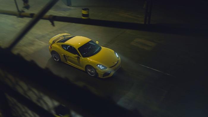 Porsche 718 Cayman GTS, GT4 and 718 Spyde