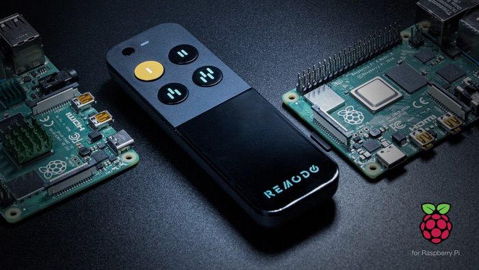 Raspberry Pi remote