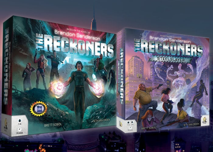 Reckoners board game