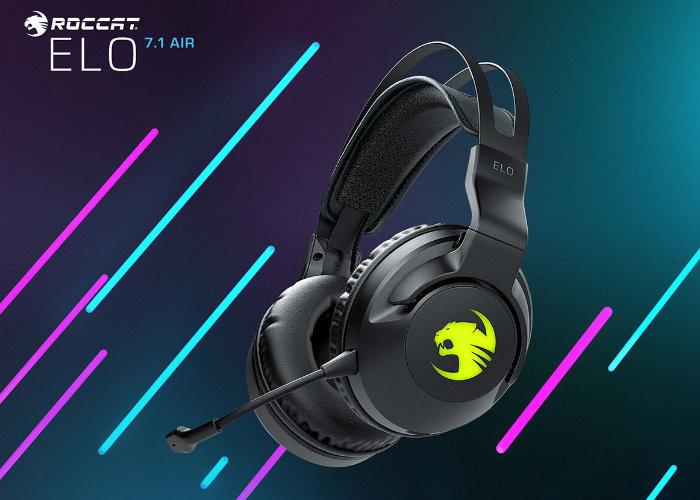 Roccat Elo Series gaming headset