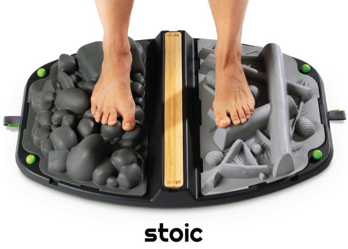 STOIC natural standing mat