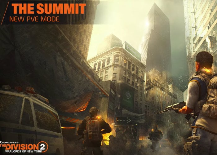The Division 2 Summit