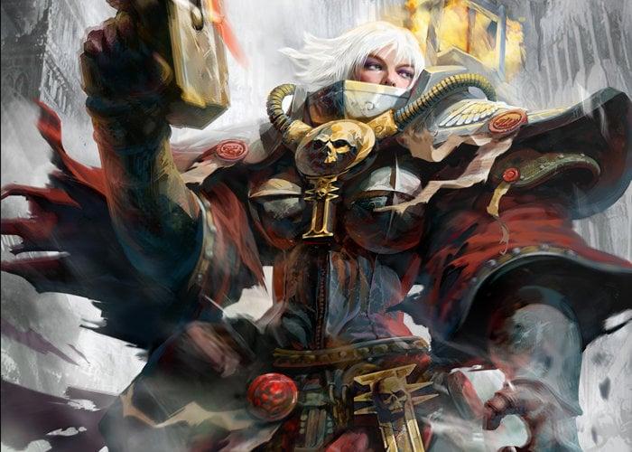 Warhammer 40K- Battle Sister VR Game