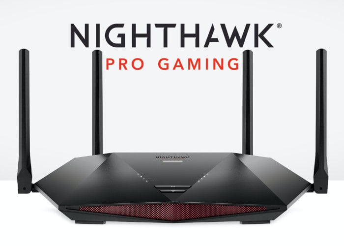WiFi 6 gaming router