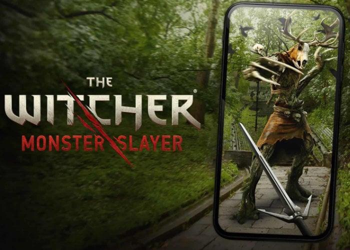 Witcher Monster Slayer