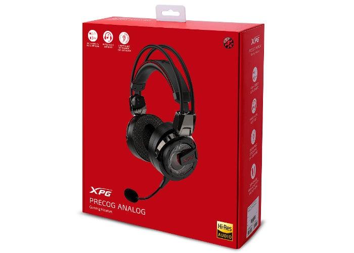 XPG gaming headset