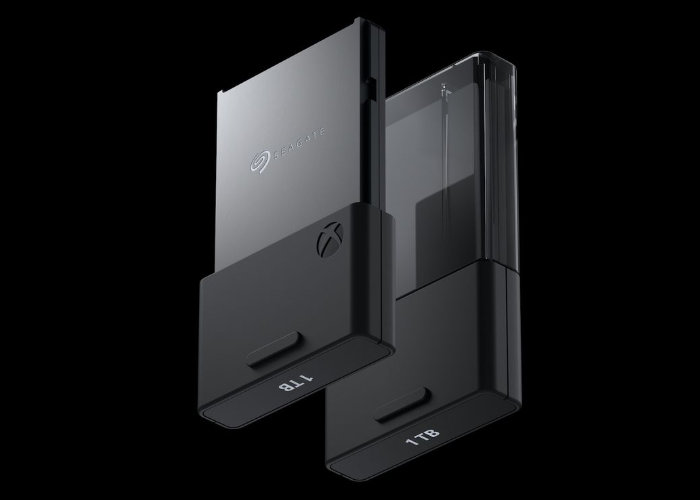 Xbox Series X 1TB Game Drive