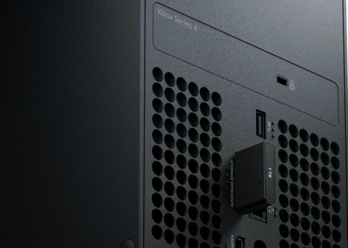 Xbox Series X and S 1TB Game Drive