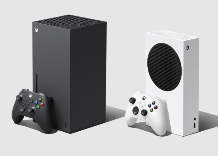 Xbox Series X and Xbox Series S specs compared