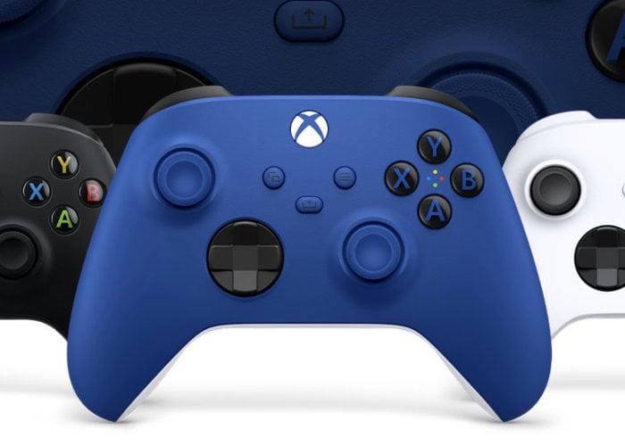 Xbox Series X wireless controllers