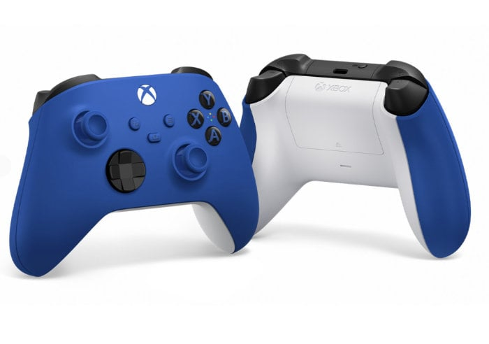 Xbox Series X wireless controllers Blue