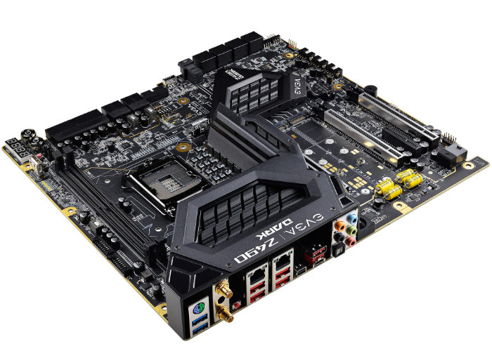 Z490 DARK KINGPIN motherboard