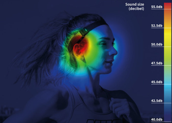 audio headband