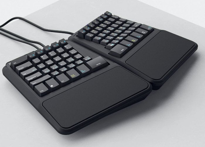 ergonomic mechanical keyboard