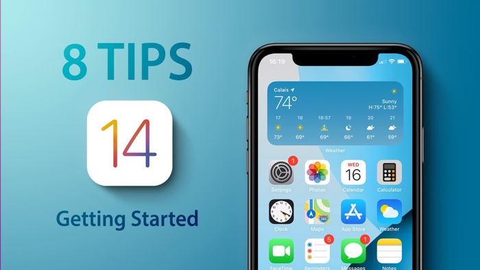 8 Tips to get the most out of iOS 14 (Video) - Geeky Gadgets