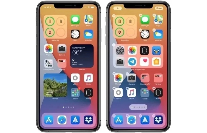 iOS 14.2 beta 1