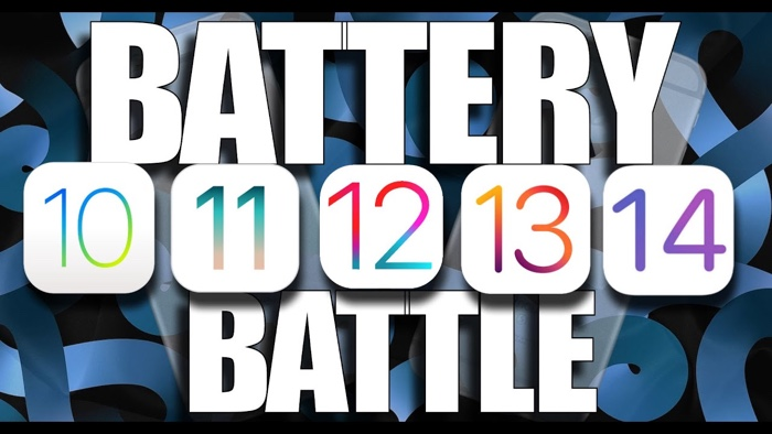 iOS 14 battery life tested against iOS 13, iOS 12, iOS 11 and iOS 10 (Video) - Geeky Gadgets