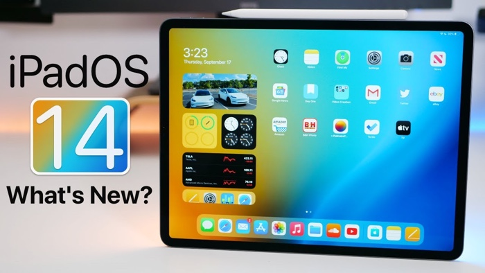 What's new in iPadOS 14 (Video) - Geeky Gadgets