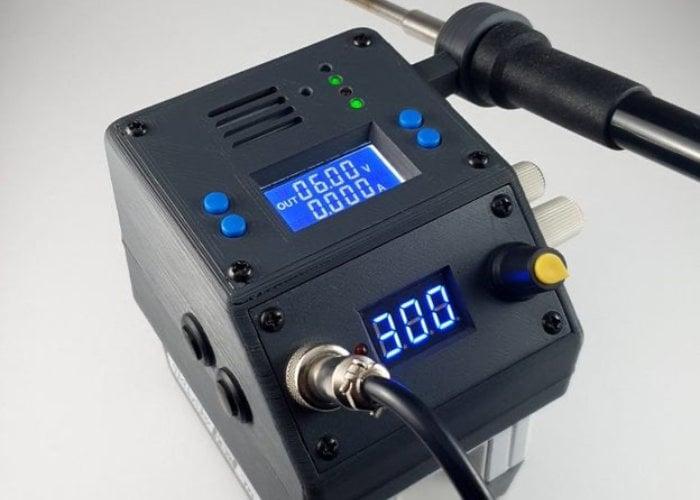 mobile soldering station