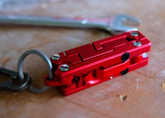 Keytool versatile pocket folding multitool from $56 - Geeky Gadgets