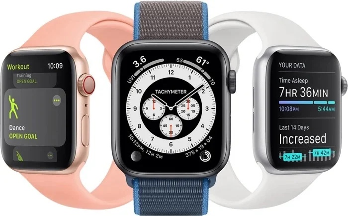 Apple Watch 6 may launch in a new color - Geeky Gadgets