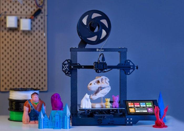 BIQU BX 3D printer