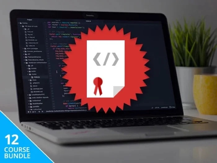 Last Minute Deal: Save 97% on the A to Z Cyber Security & IT Certification Training Bundle - Geeky Gadgets