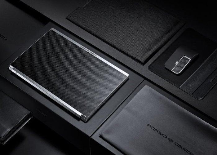 Porsche Design laptop