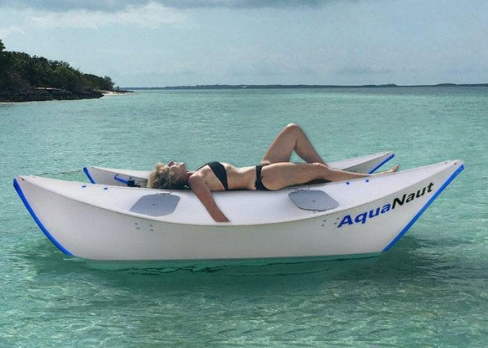 AquaNaut folding boat
